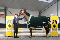 Blom's Alina provincial champion 1.35m level - 16 February 2014