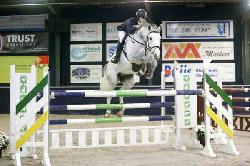 Blom's Zed runner-up in 1.30m at Winter Equestrian Nights - 09 February 2013